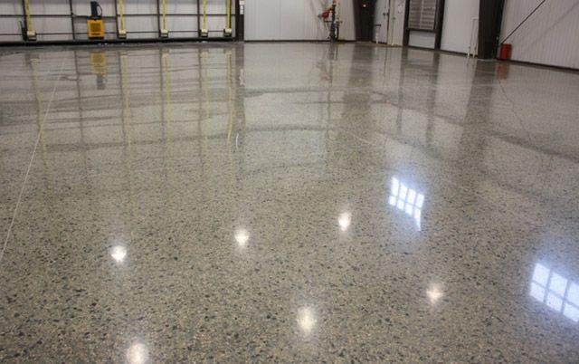 Polishing Staining Concrete Toronto